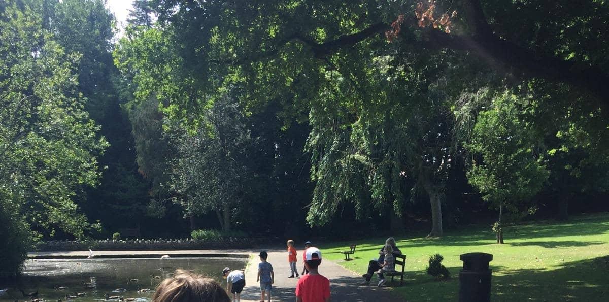 Collett Park Play Area
